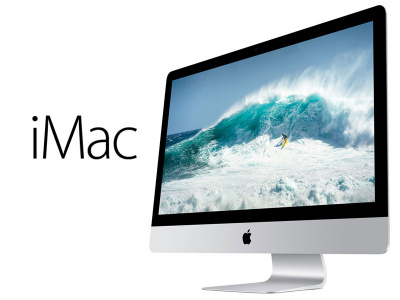 "Фотография товара Apple iMac 27"" i5 3.2GHz, 1Tb, NVIDIA GT 755M"
